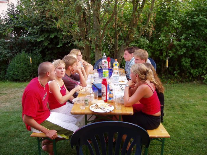 06.08.2003    Timo's Geburtstag