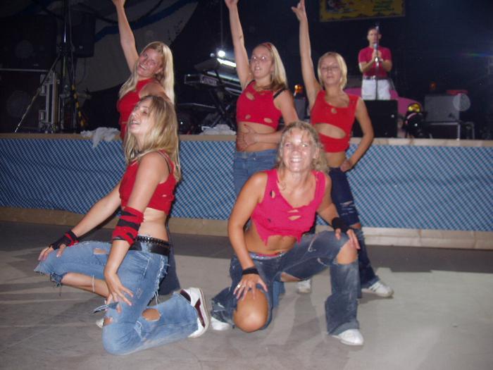 16.08.2003   Die Cagey-Stings in Irschenberg
