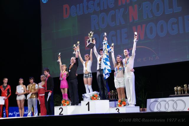 18.10.2008 |Deutsche Meisterschaft 2008
