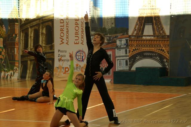 22.11.2008 | Weltmeisterschaft Juniors, Youth