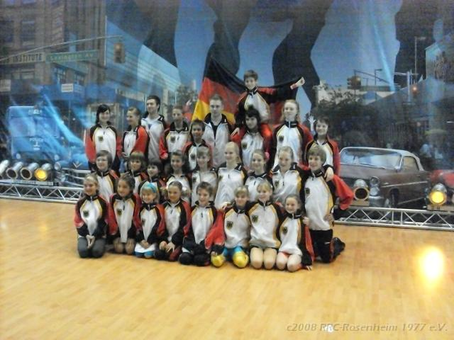 08.11.2008 | Worlds Cup Juniors, Youth