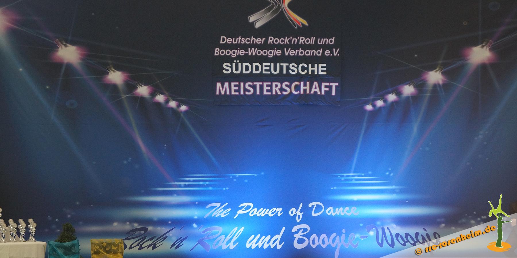 30.04.2016 | Süddeutsche Meisterschaft
