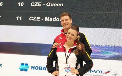 Gentner/Gartmeier bei World Masters in Moskau am Start