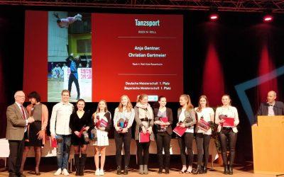 Sportlergala Rosenheim 2019